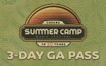 Image for SUMMER CAMP MUSIC FESTIVAL 2020: 3-DAY GA PASS - AUGUST 21ST-23RD 2020