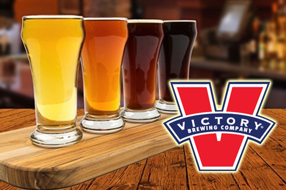 Beer Tasting: Victory Brewing Company