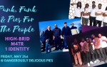 Image for Punk, Funk & Pies for the People ft. High-Brid + M4TR + 1 Identity