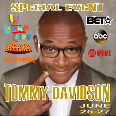 Tommy Davidson (Special Event)