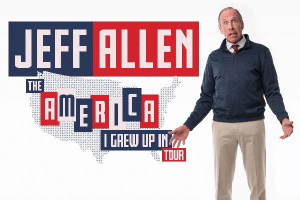 Jeff Allen: The America I Grew Up In