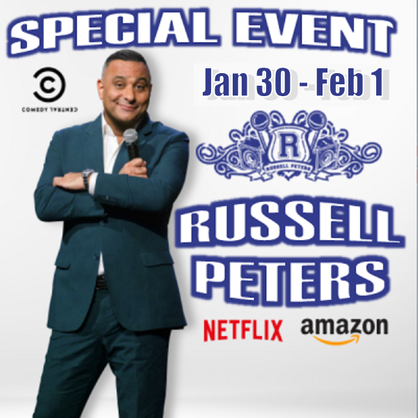 Russell Peters (Special Event)