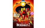 Image for 2019 Movies By Moonlight Series: Incredibles 2 (PG)