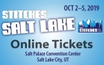 Image for STITCHES Salt Lake; Preview Night, October 2, 2019