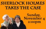 Image for Sherlock Holmes Takes The Case