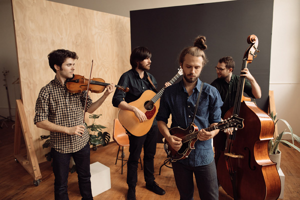 The Jacob Jolliff Band