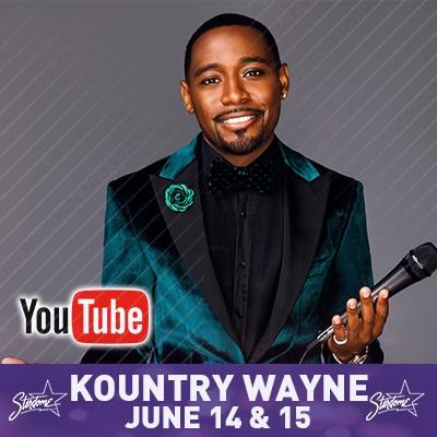 Kountry Wayne – Jun 14-16