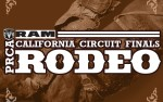 Image for California Circuit Finals Rodeo - Sunday Matinee - October 7th, 2018