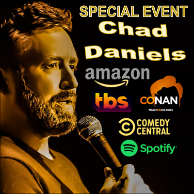 Chad Daniels (Special Event)