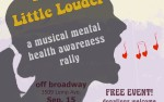 Image for Love a Little Louder: A musial mental health awareness rally