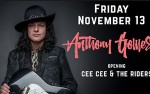 Image for New Date: Anthony Gomes • Cee Cee & The Riders
