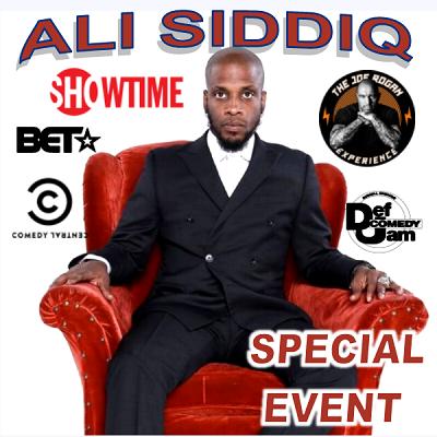 Ali Siddiq (Special Event)
