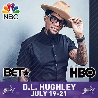 D.L. Hughley - Jul 19-21