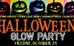 Image for HALLOWEEN BLACKLIGHT GLOW PARTY
