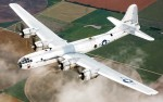 Image for Fayetteville, AR: April 17 at 5 p.m. B-29 Doc Flight Experience