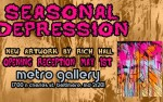 Image for Seasonal Depression, with new works by Rich Hall