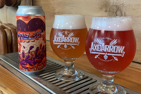 Beer Tasting: Axe & Arrow Brewing