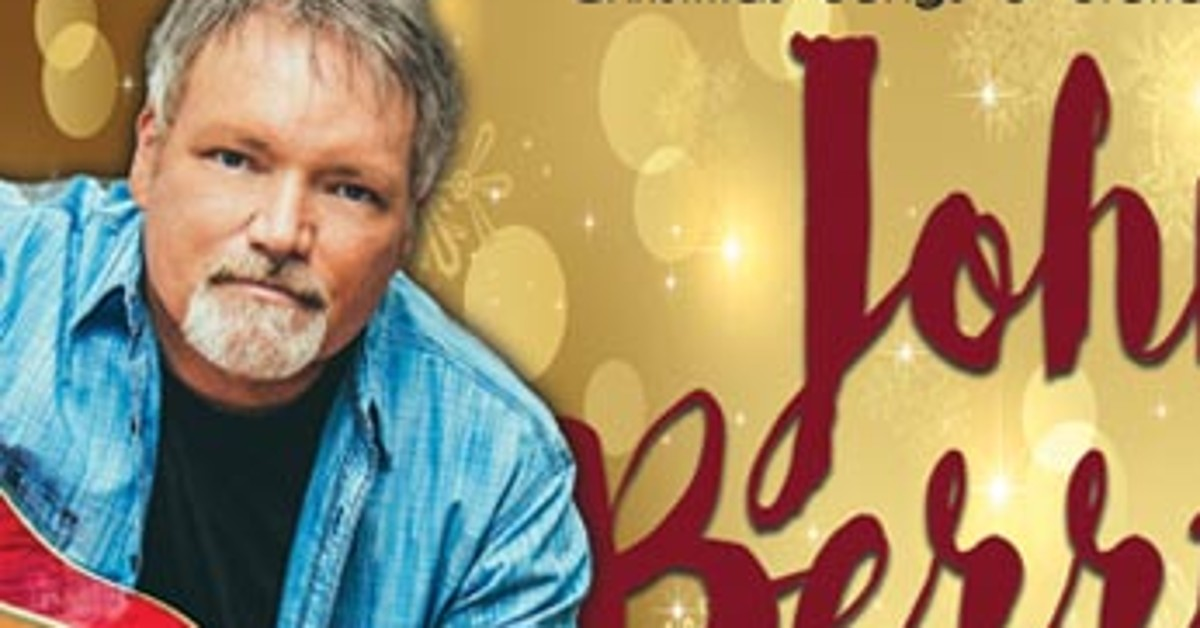 Christmas Songs and Stories with John Berry at High Point Theatre on ...