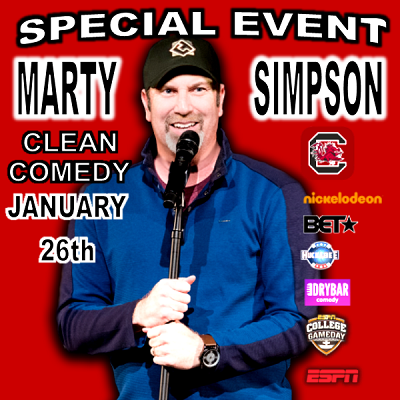 Marty Simpson (Special Event)