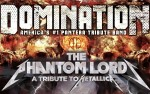 Image for POSTPONED: Domination: The Pantera Tribute