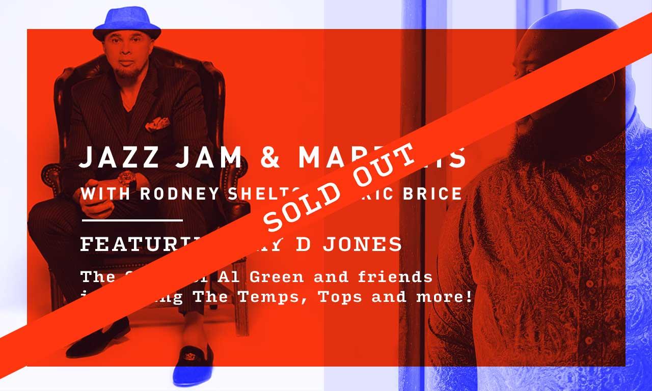 Thursday Night Jazz Jam & Martinis