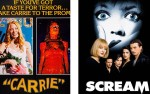 Image for CARRIE (1976) & SCREAM (1996)