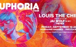 Image for RESCHEDULED. LOUIS THE CHILD Euphoria tour