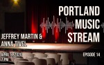 Image for Portland Music Stream - Jeffrey Martin & Anna Tivel - ARCHIVED