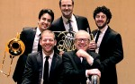 Image for SCFA Signature Series: Canadian Brass with the UK Wind Symphony