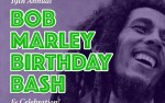 Image for Bob Marley Birthday Bash, with Mickey Mills and Steel, Jamrock, Zion Project, DJ Ras J