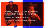 Image for Rodney Shelton & Eric Brice Present Jasmine Hinton: The Songs of Alicia Keys and Mariah Carey