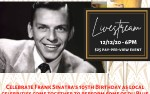 Image for Frank Sinatra 105th Birthday Celebration Livestream