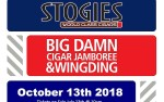 Image for The Big Damn Cigar Jamboree & Wingding - General Admission