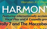 Image for Weinstein JCC presents HARMONY