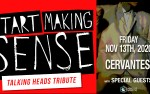 Image for RESCHEDULED - Start Making Sense (Talking Heads Tribute) w/ Special Guests