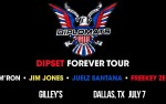 Image for DIPSET (CAM'RON, JUELZ SANTANA, JIM JONES, FREEKEY ZEEKEY,) LIVE IN DALLAS