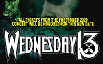 Image for Cancelled ***  WEDNESDAY 13  18+