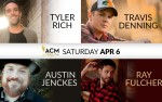 Image for Tyler Rich, Travis Denning, Austin Jenckes and Ray Fulcher