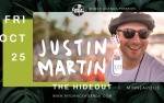 Image for Dance Agenda Presents: Justin Martin
