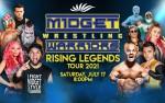 Image for *RESCHEDULED DATE*  Midget Wrestling Warriors