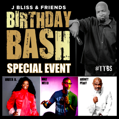 J Bliss and Friends (Special Event)