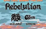 Image for GOOD VIBES SUMMER TOUR 2020: Rebelution, Steel Pulse, The Green, Keznamdi, DJ Mackle