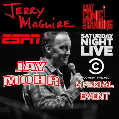 Jay Mohr (Special Event)