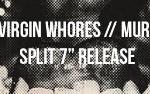 Image for VIRGIN WHORES & MURF SPLIT 7