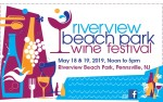 Image for Riverview Beach Park Wine Festival General Admission (May 18 & 19, 2019 - Ticket Valid any ONE day)