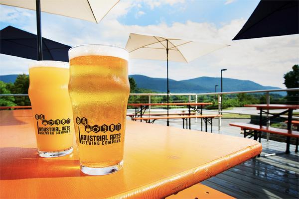 Beer Tasting: Industrial Arts Brewing Co.