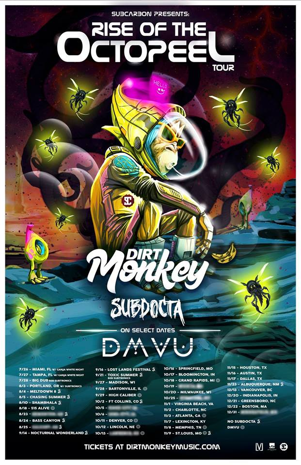 Image result for dirt monkey rise of the octopeel