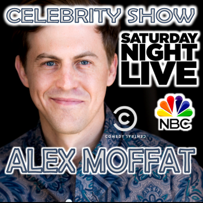 Alex Moffat (Celebrity Show)