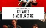 Image for Concert Moms Presents: GRLWOOD w/ model/actriz, Sweet Peach