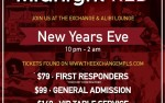 Image for Midnight RED | NYE Firefighters For Healing Benefit